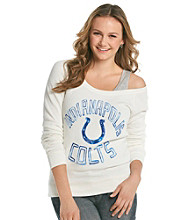 Junk Food Juniors' Colts Off Shoulder Fleece