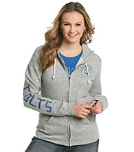 Junk Food Juniors' Colts Front Zip Hoodie