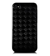 monCarbone Mystery Black Diamond iPhone 4/4S Case