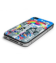 ID America Cushi Foam Rainbow Graphic iPhone 4/4S Case