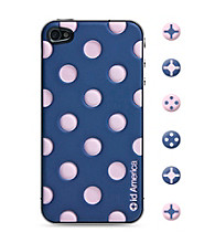 ID America Cushi Dot iPhone 4/4S Case
