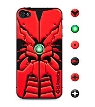 ID America Cushi Robot Graphic iPhone 4/4S Case