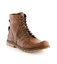 Timberland® Men's Earthkeepers Original Rugged Boot - Burnished Red Brown