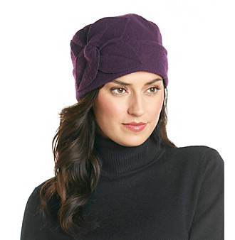 Parkhurst® Twist Flower Pull On Hat