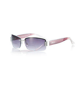 Café Readers® Grape Fade Metal Reading Sunglasses