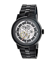 Kenneth Cole New York® Men's Automatic Black Stainless Steel Bracelet Watch