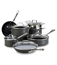 Emerilware® 12 pc. Hard Anodized Cookware Set