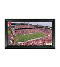 University of Oklahoma Stadium Gridiron Photo by Highland Mint