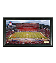 University of Arizona Stadium Gridiron Photo by Highland Mint