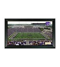 Kansas State University Stadium Gridiron Photo by Highland Mint