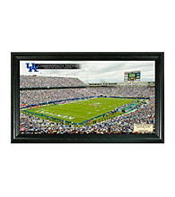 University of Kentucky Stadium Gridiron Photo by Highland Mint