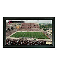 Texas A&M  Stadium Gridiron Photo by Highland Mint