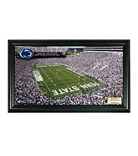 Penn State University Stadium Gridiron Photo by Highland Mint