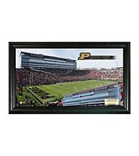 Purdue University Stadium Gridiron Photo by Highland Mint