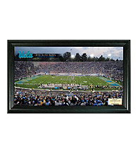 UCLA Stadium Gridiron Photo by Highland Mint
