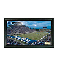 Utah State University Stadium Gridiron Photo by Highland Mint