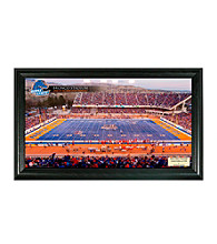 Boise State University Stadium Gridiron Pano by Highland Mint