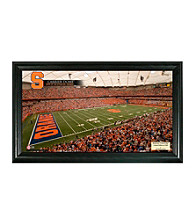 University of Syracuse Stadium Gridiron Pano by Highland Mint
