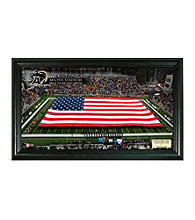 United States Army Stadium Gridiron Pano by Highland Mint