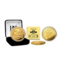 Arizona Cardinals 2012 Gold Game Coin by Highland Mint