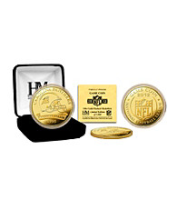 Carolina Panthers 2012 Gold Game Coin by Highland Mint