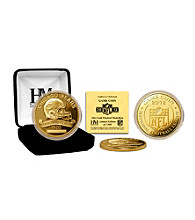 Chicago Bears 2012 Gold Game Coin by Highland Mint
