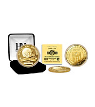 Cleveland Browns 2012 Gold Game Coin by Highland Mint