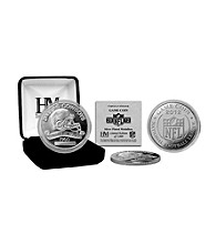 Dallas Cowboys 2012 Silver Game Coin by Highland Mint