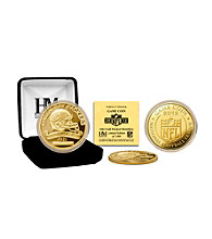 Green Bay Packers 2012 Gold Game Coin by Highland Mint