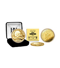 Indianapolis Colts 2012 Gold Game Coin by Highland Mint