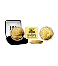 Jacksonville Jaguars 2012 Gold Game Coin by Highland Mint