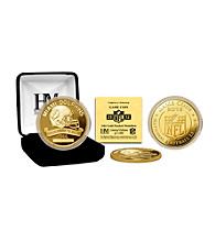 Miami Dolphins 2012 Gold Game Coin by Highland Mint