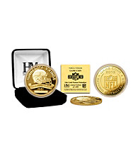 Minnesota Vikings 2012 Gold Game Coin by Highland Mint