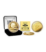 New Orlean Saints 2012 Gold Game Coin by Highland Mint