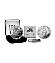 Oakland Raiders 2012 Silver Game Coin by Highland Mint