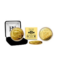 Philadelphia Eagles 2012 Gold Game Coin by Highland Mint