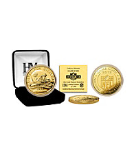 Pittsburgh Steelers 2012 Gold Game Coin by Highland Mint