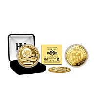 San Francisco 49ers 2012 Gold Game Coin by Highland Mint