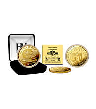 Seattle Seahawks 2012 Gold Game Coin by Highland Mint