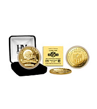 St. Louis Rams 2012 Gold Game Coin by Highland Mint