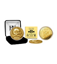 Tampa Bay Buccaneers 2012 Gold Game Coin by Highland Mint