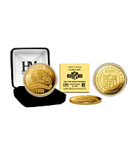 Tennessee Titans 2012 Gold Game Coin by Highland Mint