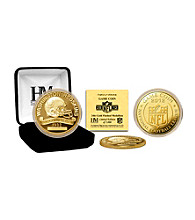 Washington Redskins 2012 Gold Game Coin by Highland Mint