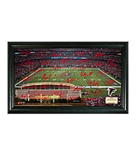 Atlanta Falcons Signature Gridiron Collection by Highland Mint