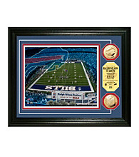 Ralph Wilson Stadium Gold Coin Photomint by Highland Mint