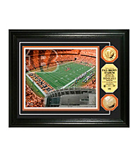 Paul Brown Stadium Gold Coin Photomint by Highland Mint