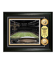 Mercedes-Benz Superdome Gold Coin Photomint by Highland Mint
