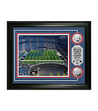 MetLife Stadium Silver Coin Photomint by Highland Mint
