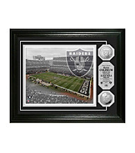 O.Co Coliseum Silver Coin Photomint by Highland Mint
