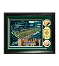 Lincoln Financial Field Gold Coin Photomint by Highland Mint